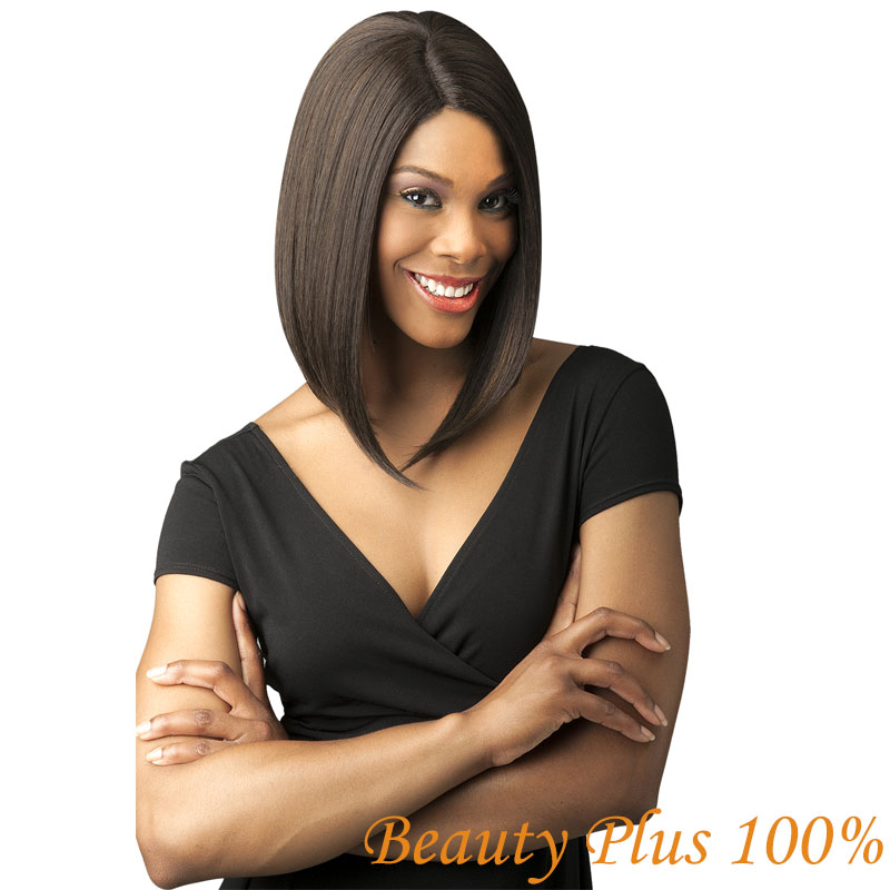 Mini Hair Glueless Short Lace Front Wig Bob Wig/Wigs For Black Women With Side Part Heat Resistant Synthetic Hair Free Shipping<br><br>Aliexpress