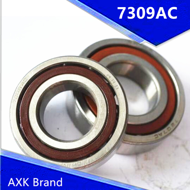1pcs AXK 7309 7309AC 7309AC/P6 45x100x25 Angular Contact Bearings ABEC-3 Bearing<br><br>Aliexpress