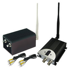 1.2GHz 8KM NLOS Long Range Wireless CCTV Transmitter FPV 3W Video Sender 1.2g 70KM LOS with 8 Channels