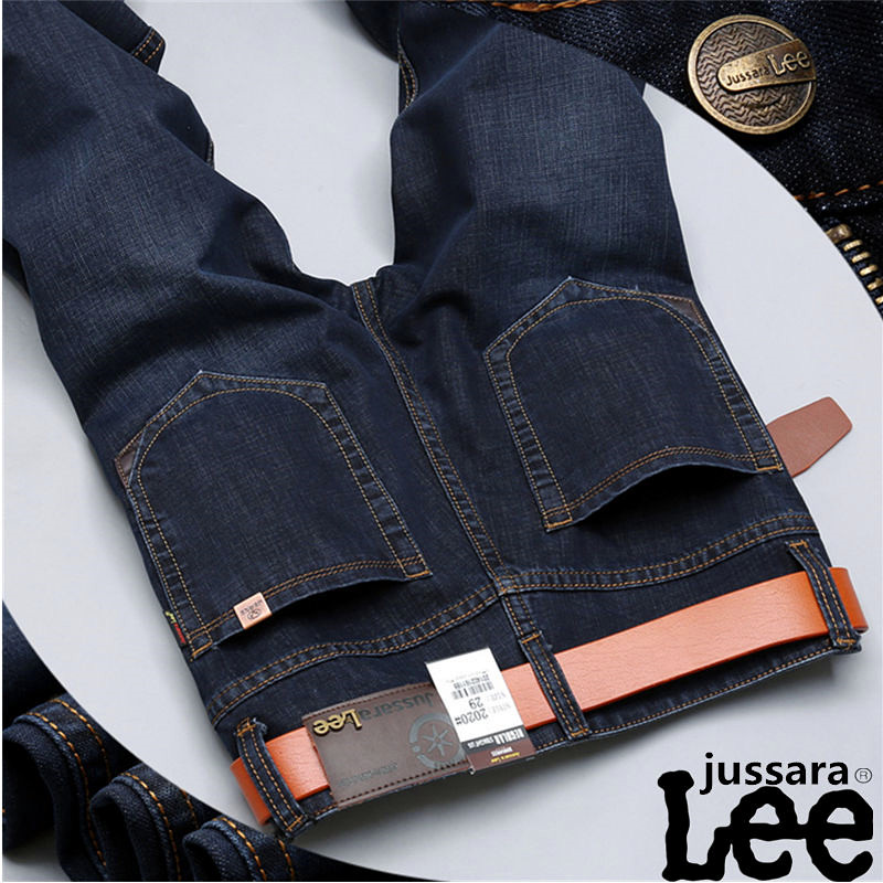 New Fashion 2017 famous brand men jeans  Summer Jeans pansts Mens youth straight slim pants trousers long jeans for men  Y356Одежда и ак�е��уары<br><br><br>Aliexpress