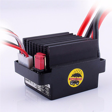 Buy RC Ship & Boat R/C Hobby 6-12V Brushed Motor Speed Controller ESC 320A Brushed Motor Speed Controller RC Boat Car Model for $8.60 in AliExpress store