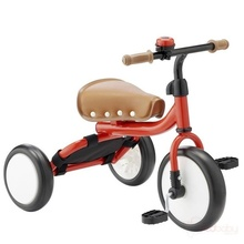Child tricycle baby bike 1 - 3 - 5 buggiest preschool bicycle baby stroller
