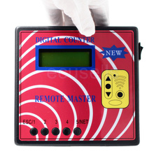 New Digital Counter Remote Master Key Programmer,Frequency Meter Fixed/Rolling Code Remote Copier Auto Key Programmer