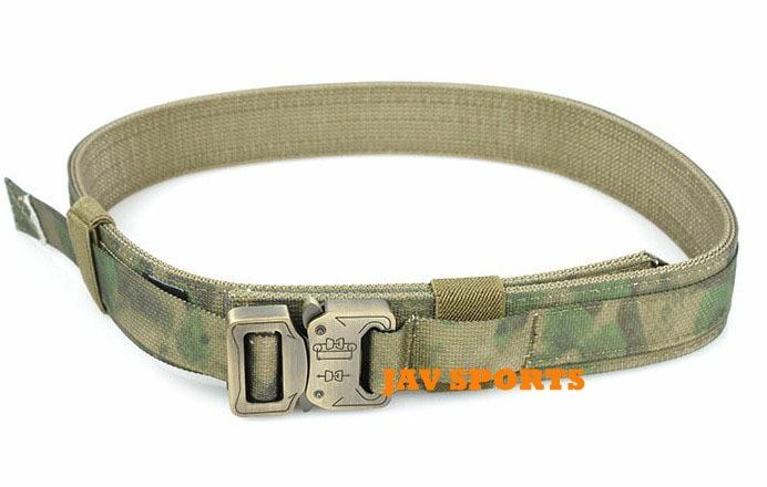 TMC Hard 1.5 Inch Shooter Belt A-TACS FG Heavy Duty Military Belt For Men+Free shipping(SKU12050299)<br><br>Aliexpress