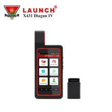 New Released Launch X431 Diagun IV Automotive Scanner Diagnotist Better Than X431 Diagun III Tools 2 Years Free Update(China)