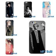 Super Junior SuJu lee dong donghae Soft Silicone TPU Transparent Cover Case For Samsung Galaxy Note 3 4 5 S4 S5 MINI S6 S7 edge(China)