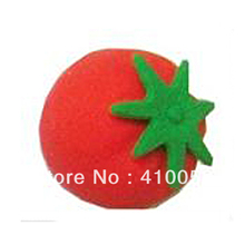Super Excellent Strawberry Fruit Eraser -New Arrival Promotional eraser for school Children and Office(China)