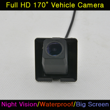 For Toyota Prado 150 2010 Car HD Night Vision Reverse Backup Parking Assistance Waterproof Reversing Rearview Rear View Camera(China)