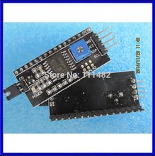 20pcs Serial Board Module Port IIC/I2C/TWI/SPI Interface Module for Arduino 1602 LCD Display Drop Shipping Wholesale