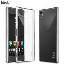 Buy Imak Brand Case Sony Xperia X XA XA1 X Performance Cover Original Ultra Thin Transparent Clear Crystal Skin PC Hard Shell for $4.22 in AliExpress store