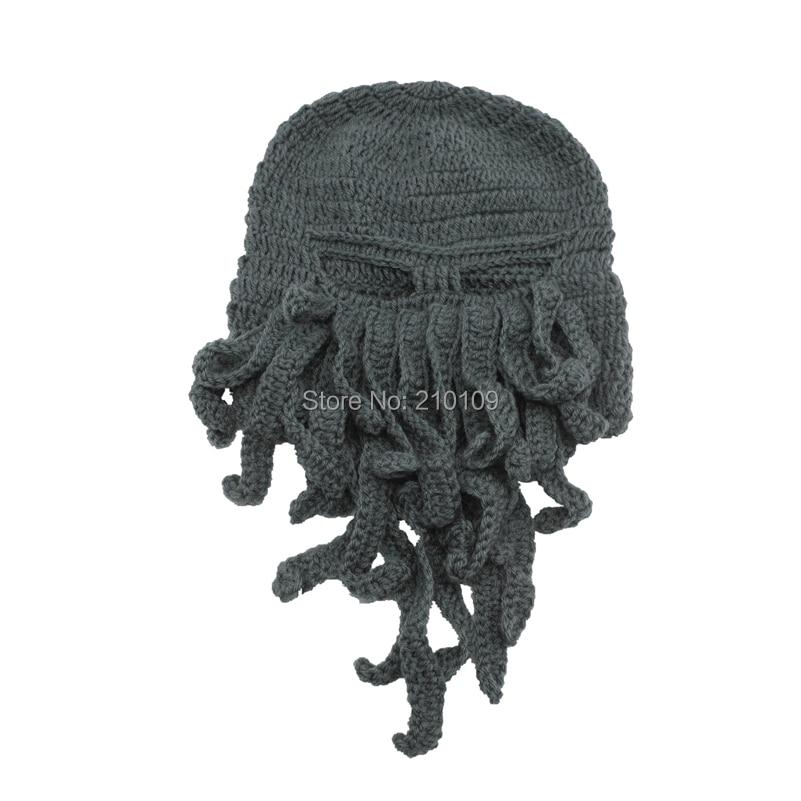 Octopus Beanie Hat