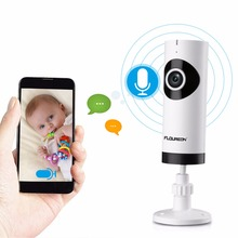 Floureon HD P2P MINI WIFI Security IP Camera Baby Monitor Wireless Fisheye Surveillance CCTV Camera