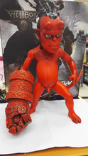 New Dark Horse Comics Classic Comic Animation Hellboy Normal and Long Hair Version 26cm Action Figure