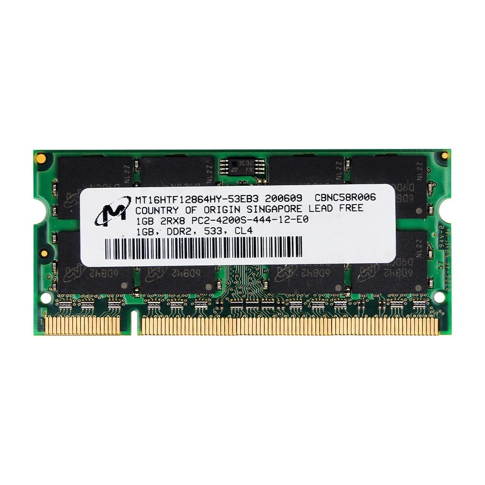 Micron DDR2 533 1GB NB-1