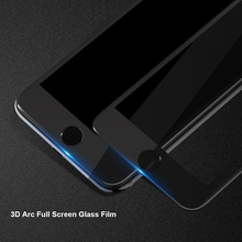 KISSCASE Film For iphone 6 6S Plus 7 7 Plus Clear HD Tempered Glass Screen Protector For iphone 6 Plus 7 Plus Reinforced Guard