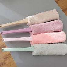 1 x Simplicity Coral fleece Brush Cleaner Window Conditioner furniture car Duster Dust removal Clean Brush Home cleaning tools(China)