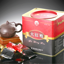 [GRANDNESS]  AT111 Mellow flavor Top Grade Fujian Oolong Tea da hong pao big red robe Oolong,Original Wuyi Rock Oolong Tea 400g
