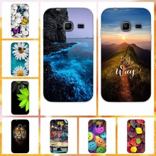 For Samsung Galaxy J1 Mini Cover J1 Nxt Duos J105 J105H Silicone Phone Case For Samsung J1 Mini Case Luxury Printing Back Cover