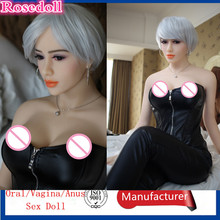 158cm sex dolls Japan the sexual dolls Real doll Metal skeleton lifelike realistic female full large breasts vagina Rubber woman