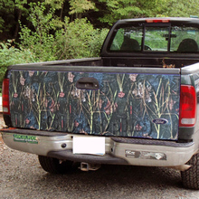 Grass Graphics Printed Swamp Camouflage Vinyl Car Wrap Truck Hunter Car Roof Hood Boat Decoration Camo Film Wrapping Sticker