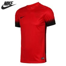 Original New Arrival   NIKE Football/Soccer Men's T-shirtsshort sleeve Sportswear