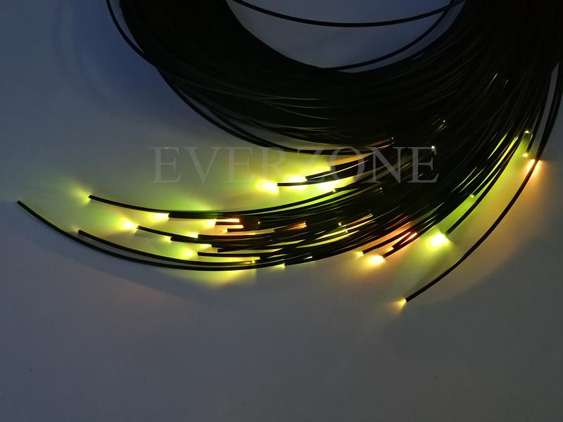 end light fiber optic cable 20