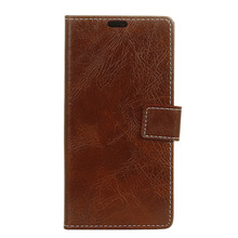 Case For LG X Screen Quality Picks PU Leather Wallet Flip Protective Mobile Phone Wallet Cover Cases For LG X Screen K500