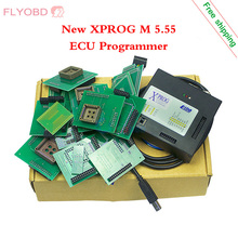Promotion Price X-PROG M 5.55 Programmer Xprog 5.55 Latest Version X prog box V5.55 Super Quality xprog m ecu chip tunning kit