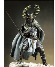 Unpainted Kit  Teutonic warriors fifteenth century 90 mm  Resin  Models Figure Resin Kit Free Shipping