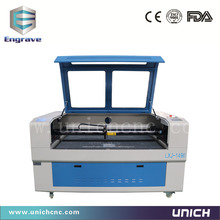 LXJ1490 Unich honey-comb table for cloth fabric co2 laser cutting machine(China)
