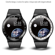 GOLDENSPIKE GS18 3G Smart Watch Android 5.1 2.0MP Cam GPS WiFi Pedometer Heart Rate 3G Smartwatch PK KW88 No.1 D5 X3 Plus
