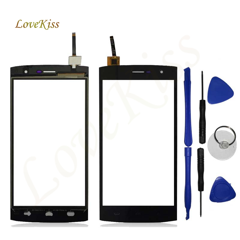 Lovekiss High Touch Panel Touch Screen Sensor Digitizer homtom HT7 HT7 Pro Front Outer Glass Lens Replacement tool