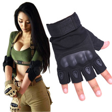 2016 Top Fashion Real Winter Gloves Tactical Gloves Military  Cover Fringe Army Anti-skid Sports Combat Gear Ag-jlhs-016