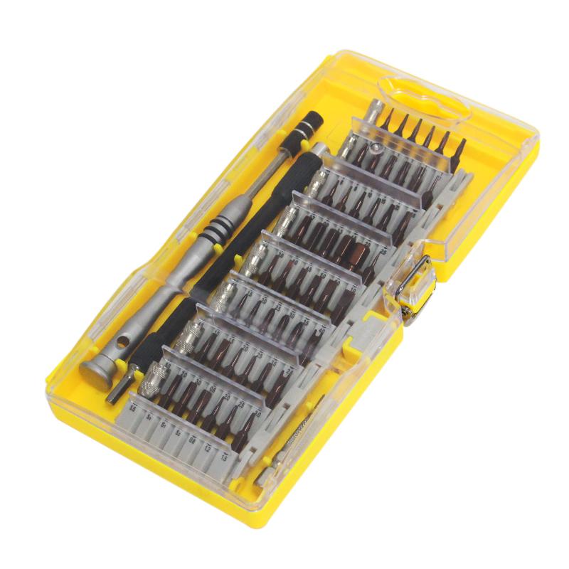 Screwdriver set 60 in 1 Screwdriver Repair Tool Set Precise Manual Tool Set Multifunction For iPhone Cellphone Tablet (8)