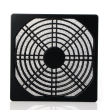 80mm 120mm PC Computer Fan Dust Cover Case 3 in 1 Dustproof Sponge Filter Mesh 8cm 12cm Computer Fan Colander Dust Net P0.11