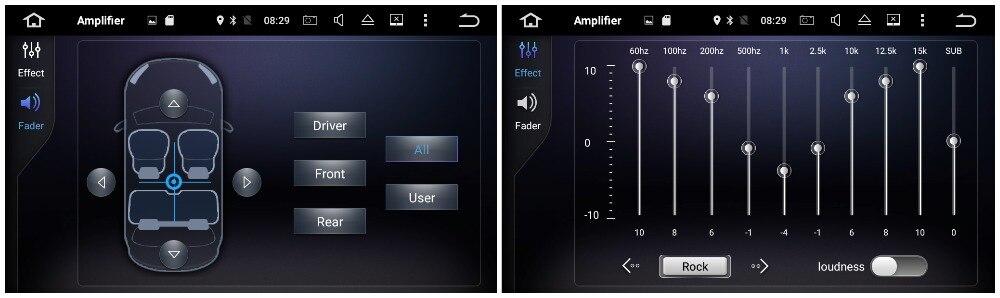 interfata navigatie cu android 8 caraudiomarket craiova