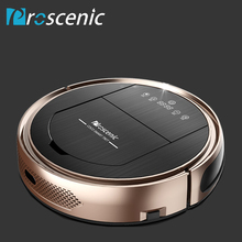 Robotic Vacuum Cleaner Proscenic 790T Vacuum Mop Sweep 3 in 1 Cleaner for Pet Hair Wifi Connected Robot Vacuum 1200Pa(China)