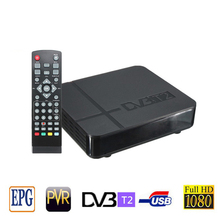 RUSSIA EUROPE THAILAND DVB T2 Tuner MPEG4 DVB-T2 HD Compatible With H.264 TV Receiver W/ RCA / HDMI PAL/NTSC Auto Conversion Box(China)