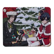 Black Butler Anime Mouse Pad Computer Mousepad Christmas present Large Size Gaming Mouse Mats To Mouse Gamer Mouse Pad