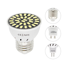 CE&RoHs GU10 E27 MR16 LED Corn Bulb SMD 5733 Energy Saving 4W 6W 8W 220V Lamp Lamparas Spot Light Home Chandelier Spotlight