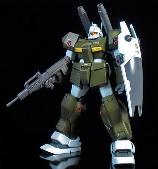 1PCS-bandai-1-144-HGUC-125-RGC-83-GM-Cannon-II-Gundam-Mobile-Suit-Assembly-Model