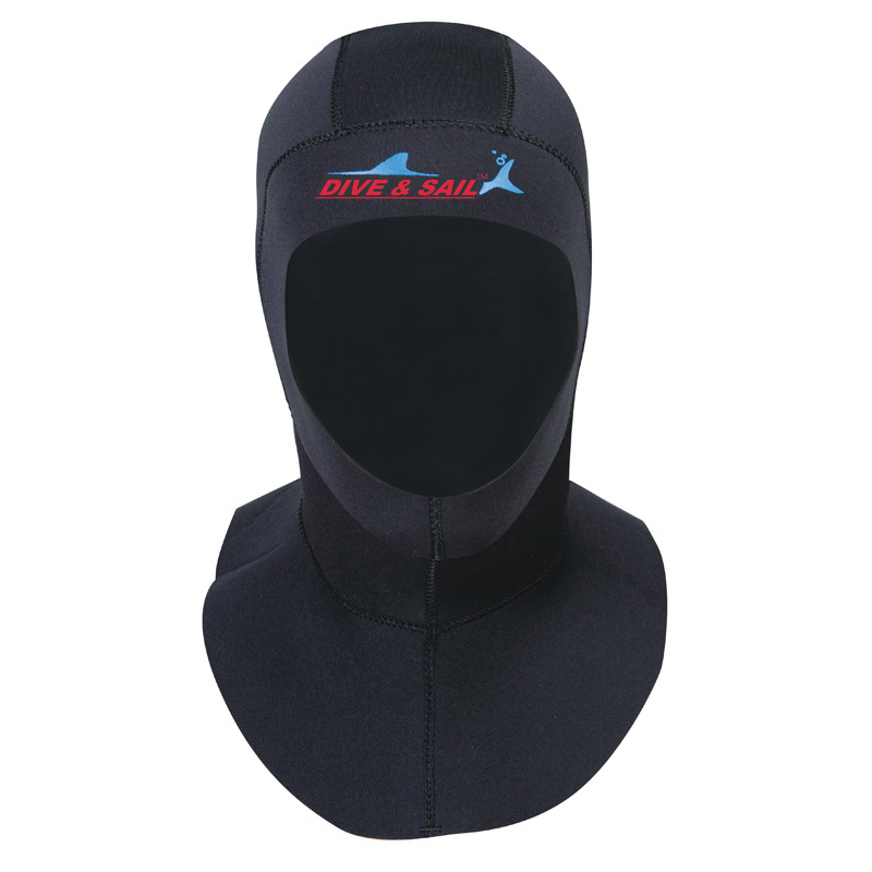 New 2015 3mm neoprene diving fishing warming Full Face mask Sun Protection swimming Snorkeling hood cap(China (Mainland))