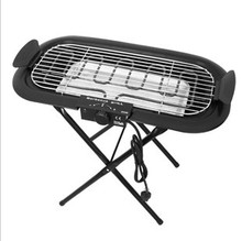 Large double mount electric oven temperature control 5 electric bbq barbecue machine BBQ grill