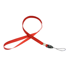 SOSW-20 * red Lanyard Neck Strap rope documents camera Badges Lanyard(China)