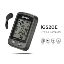 IGPSPORT Bike Computer Stopwatch Bicycle Computer IPX6 Waterproof IGS20E GPS(China)