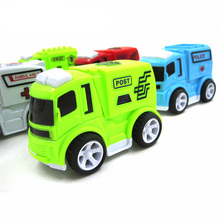 Toy Car Scale Model Car Truck Children Miniature Truck 4 Style Mini Pull Back Toys Little Car toys for children Random Style