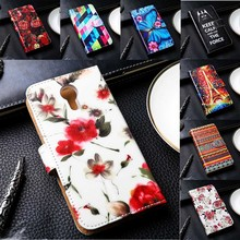 Luxury Flip PU Leather Mobile Phone Cases For Leagoo M5 Shark 1 Shark1 Cover Magnetic TPU Inner Anti-Knock Phone Holster Bags