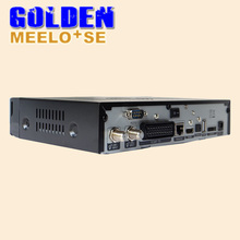 1PC MEELO SE twin tuner decoder dvb-s2 tuner STB same as  solo2 se hd Linux OS Digital satellite tv receiver