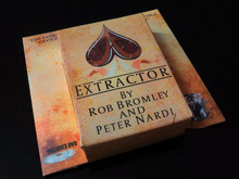 Extractor (Gimmick+DVD), card magic,illusions,gimmick,card tricks novelties party/jokes