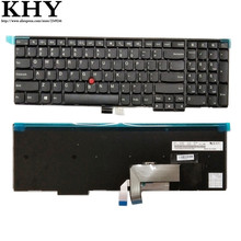 New Original US keyboard For Thinkpad Edge E531 E540 Laptop FRU 04Y2348 04Y2426 04Y2689 4Y2652, 0C45217 0C44991(China)